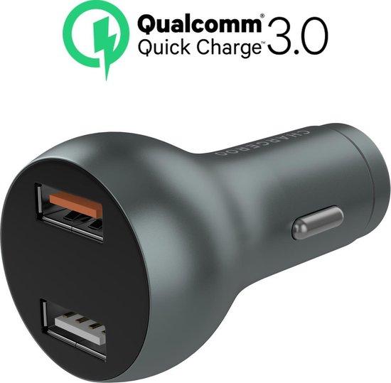 | Universeel 2x LED USB 12V Telefoon Oplader