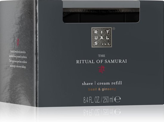 RITUALS The Ritual of Samurai Scheercrème Refill - 250 ml