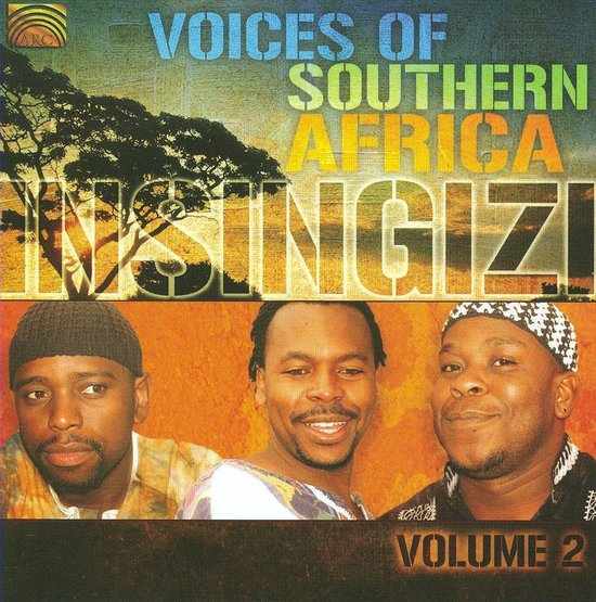 Voices Of Southern Africa Vol. 2