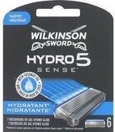 Wilkinson Hydro 5 Scheermesjes Sense Hydrate - 6 Scheermesjes