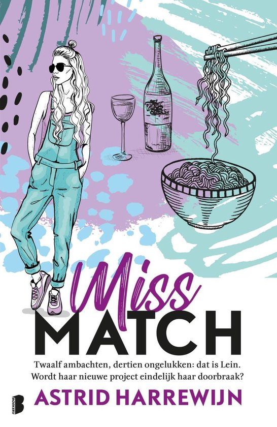 Miss Match - Astrid Harrewijn |