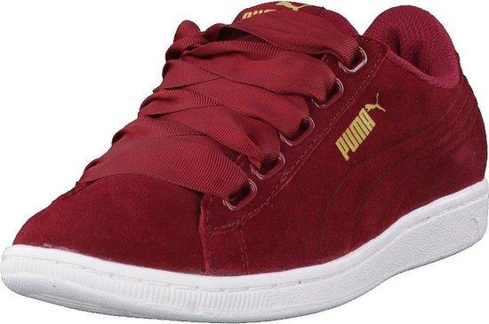 bol.com | Puma Vikky Ribbon Sneakers Dames Sneakers - Maat ...