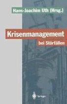 Boek cover Krisenmanagement Bei Storfallen van