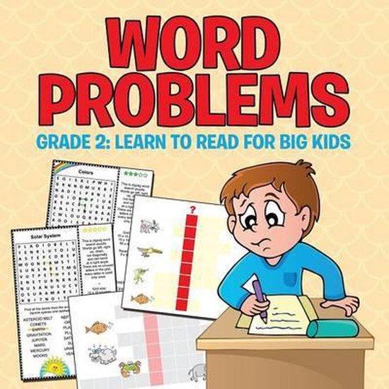 Boek cover Word Problems Grade 2 van Speedy Publishing Llc (Paperback)