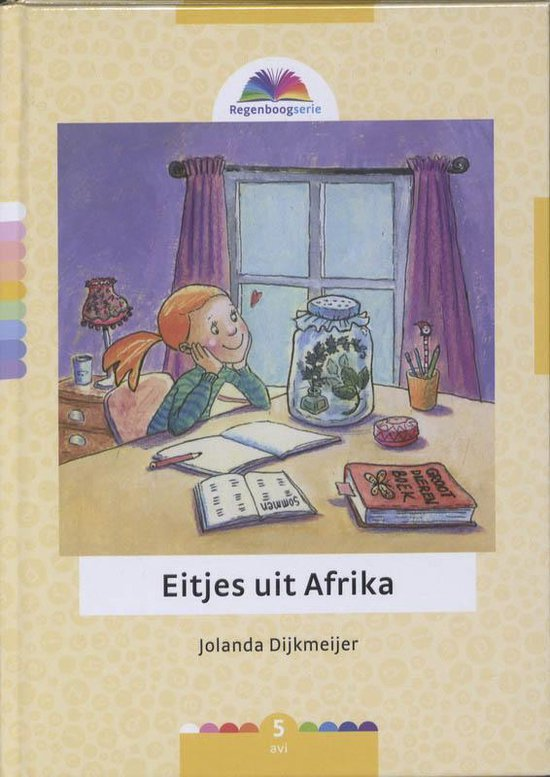 Eitjes Uit Afrika - Dijkmeijer, J. |