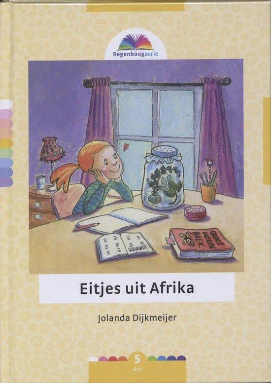Eitjes Uit Afrika - Dijkmeijer, J. pdf epub