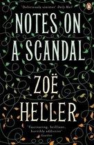 Omslag Notes on a Scandal