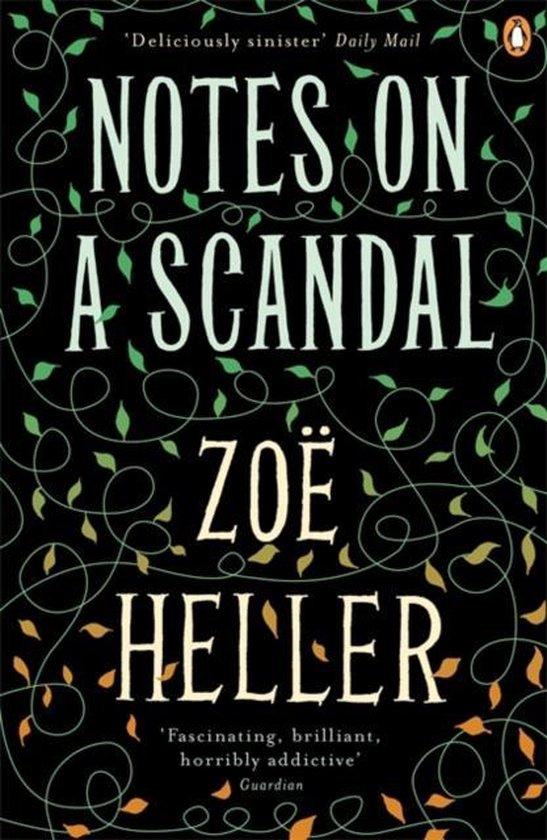 Omslag van Notes on a Scandal