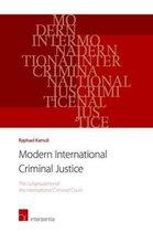 Modern International Criminal Justice