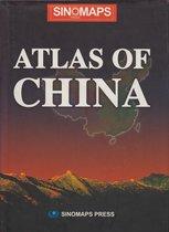Afbeelding van Atlas of China