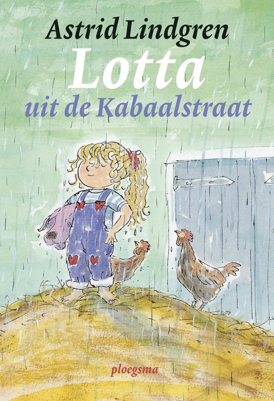 Lotta uit de Kabaalstraat - Astrid Lindgren |
