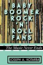 Baby Boomer Rock 'n' Roll Fans