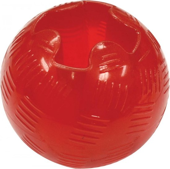 Play Strong rubber bal mini 5.5 cm rood