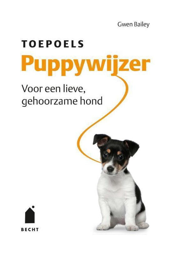 Toepoels puppywijzer - Gwen Bailey | Fthsonline.com
