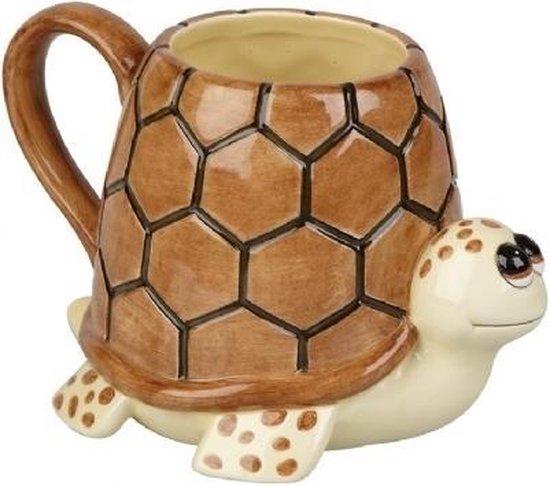 Schildpad mok 10 cm