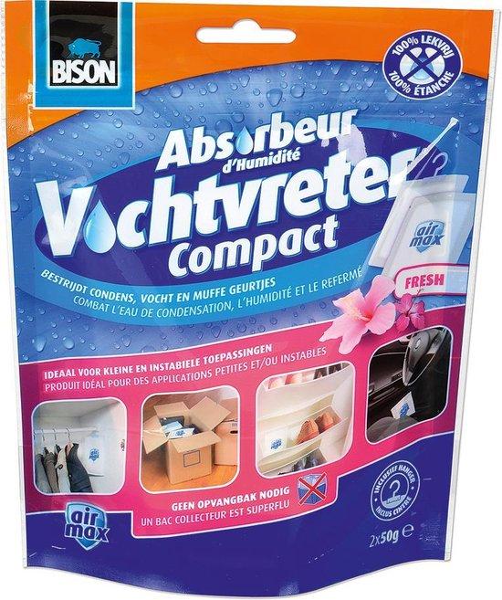 Bison Vochtvreter Compact Fresh 2x50g
