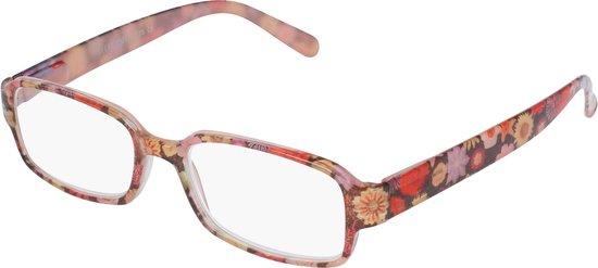 SILAC - FLOWER - Leesbrillen voor Vrouwen - 7301 - Dioptrie 1,25