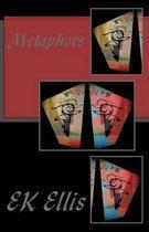 Boek cover Metaphors van Ek Ellis