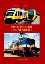 Mijn eerste treinenboek