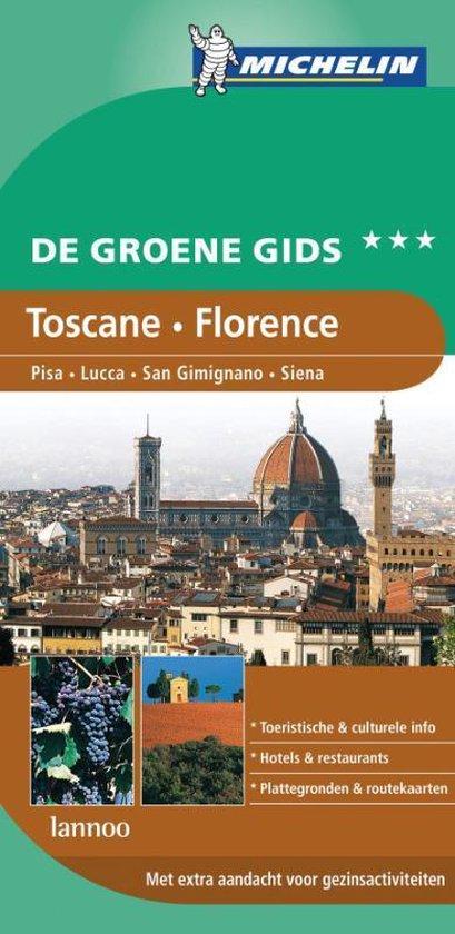 Cover van het boek 'Toscane en Florence'