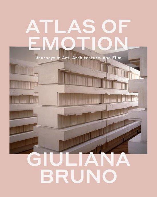 Boek cover Atlas of Emotion van Giuliana Bruno (Onbekend)