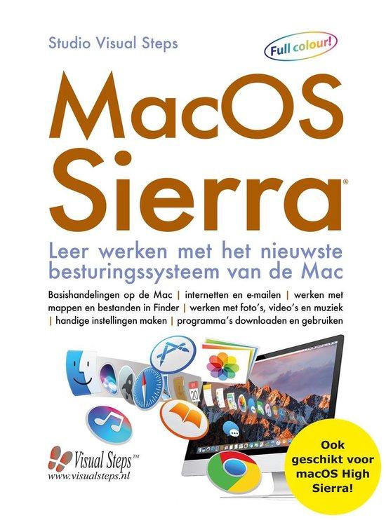 MacOS Sierra - Studio Visual Steps |