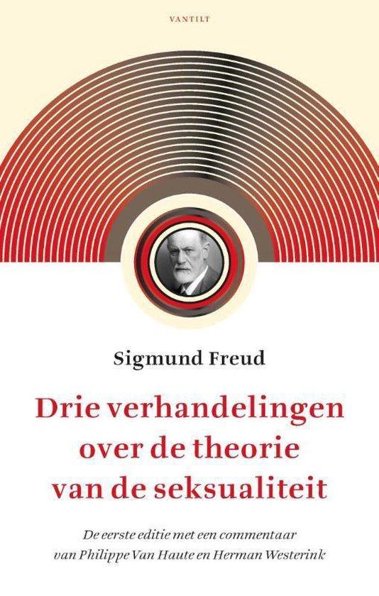 Drie verhandelingen over de theorie van de seksualiteit - Sigmund Freud pdf epub