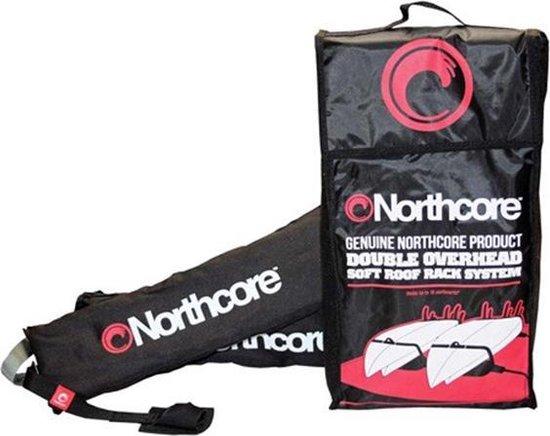 "Northcore - ""Double Overhead"" Soft Roofracks"