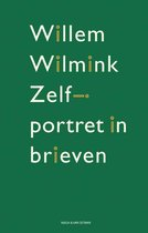 Boek cover Zelfportret in brieven van Willem Wilmink (Hardcover)