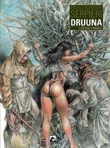 Druuna 2, Creatura-Carnivora