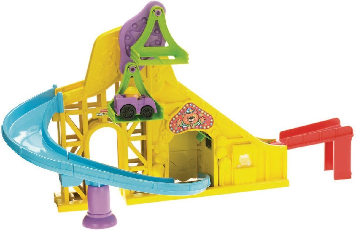 Fisher-Price Little People Achtbaan