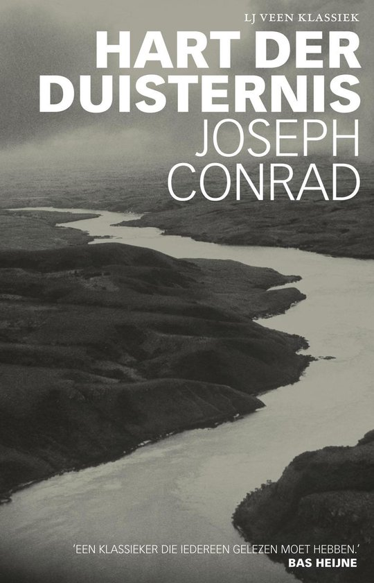 Boek cover LJ Veen Klassiek  -   Hart der duisternis van Joseph Conrad (Paperback)