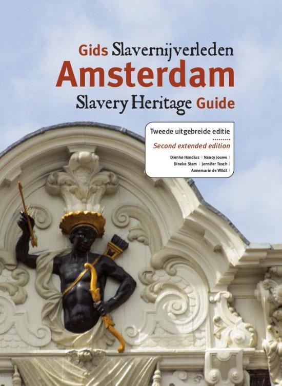 Gids slavernijverleden Amsterdam, Dienke Hondius