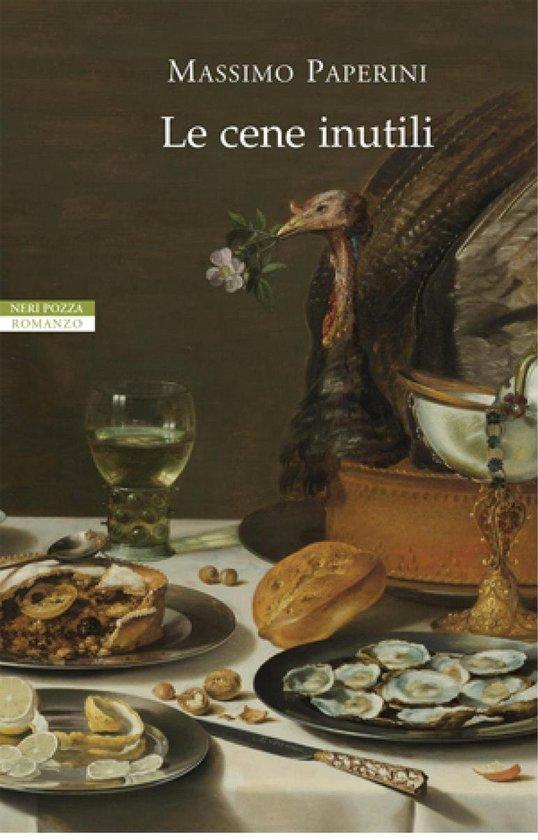 Boek cover Le cene inutili van Massimo Paperini (Onbekend)