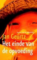 Boek cover Einde van de opvoeding van Jan Geurtz (Onbekend)