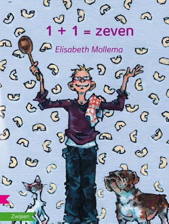 Cover van het boek '1+1= zeven + DVD' van Elisabeth Mollema