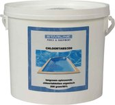 Starline chloortabletten 200 grams 5 kg