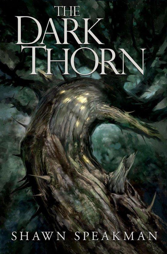 Boek cover The Dark Thorn van Shawn Speakman (Onbekend)