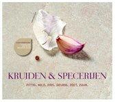 Boek cover Kruiden & specerijen van Hans Gerlach