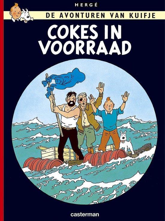 Kuifje 19. cokes in voorraad - Hergé |