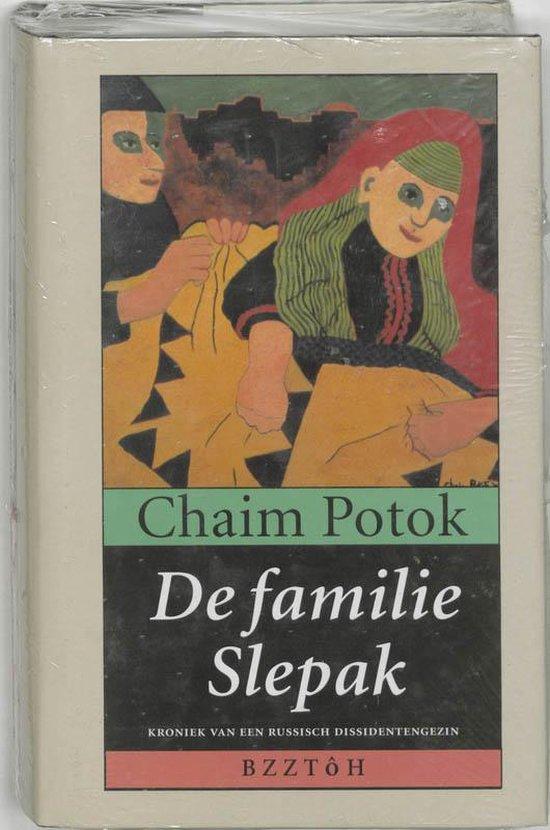 De familie slepak - C. Potok |