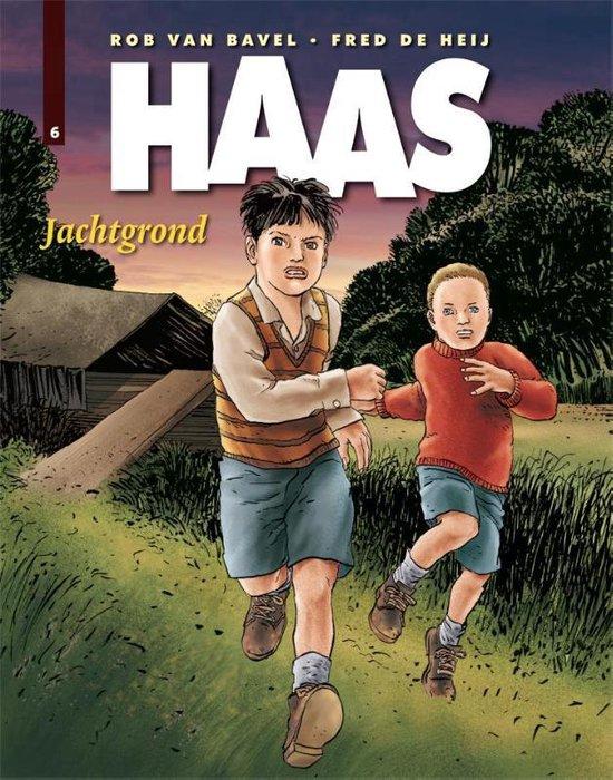Haas 06. jachtgrond - Rob van Bavel pdf epub