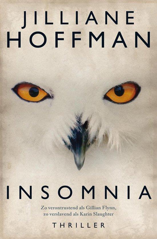 Insomnia - Jilliane Hoffman |