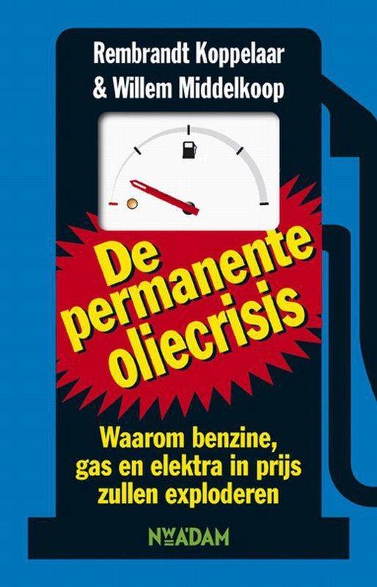 Permanente oliecrisis