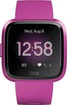 Fitbit Versa Lite - Smartwatch dames - Magenta