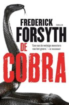 Boek cover De Cobra van Frederick Forsyth (Paperback)