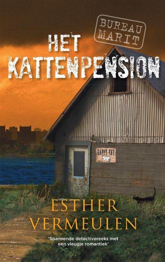 Bureau Marit 7 - Het Kattenpension - Esther Vermeulen |