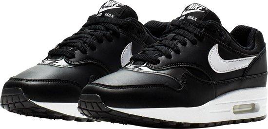 Nike Air Max 1 ZwartWit om te zoenen