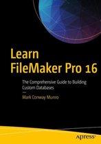Learn FileMaker Pro 16
