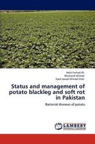 Status and Management of Potato Blackleg and Soft Rot in Pakistan